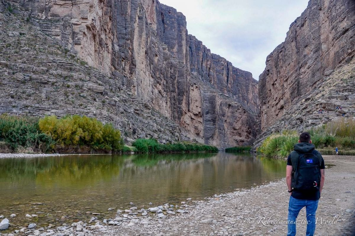 Big Bend National Park has some of the most beautiful views in Texas