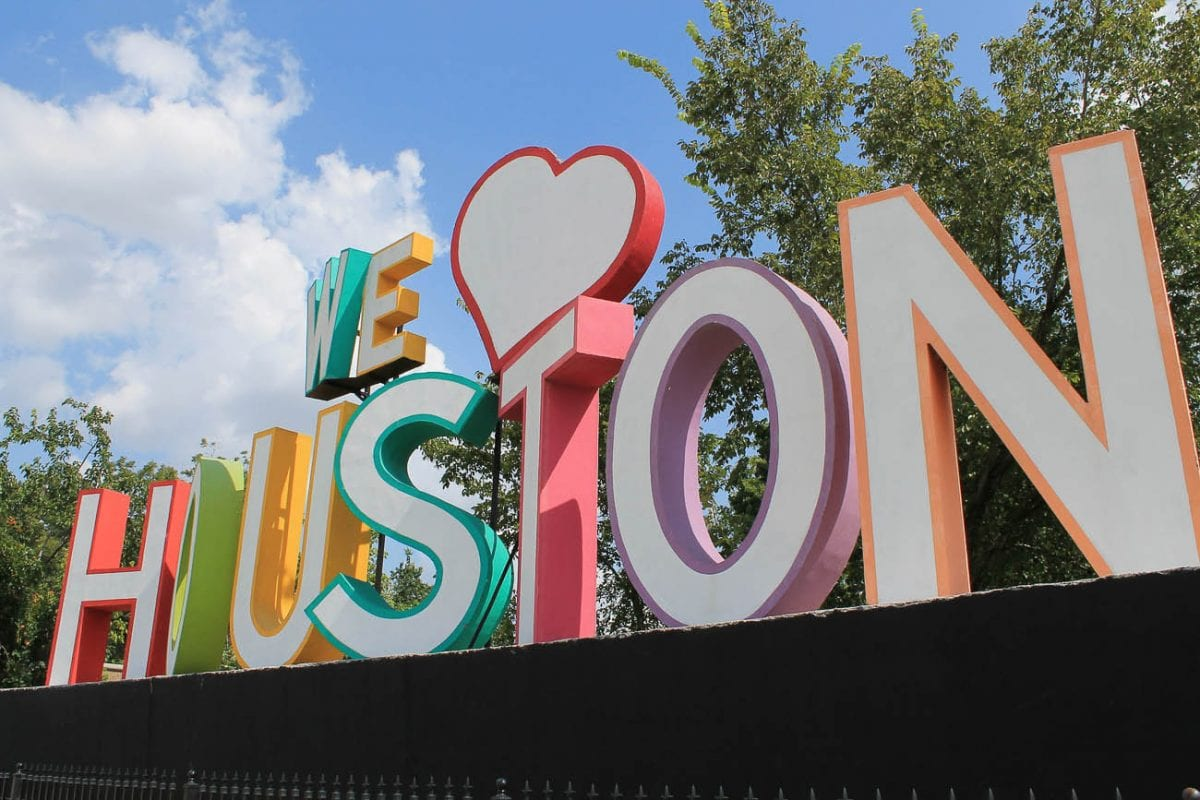 Houston is one of the best cities in Texas to visit