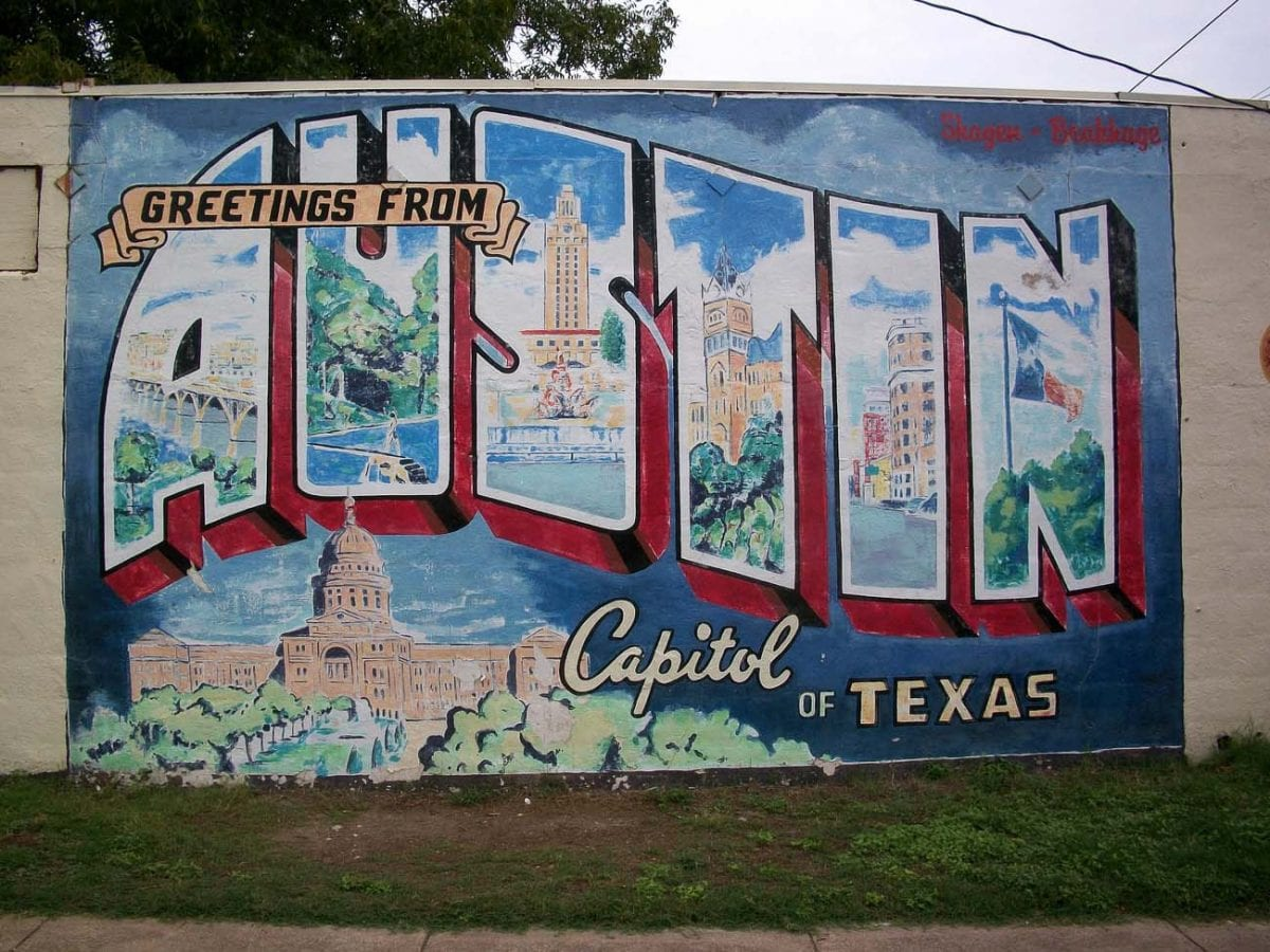Austin is one of the coolest places to visit in Texas