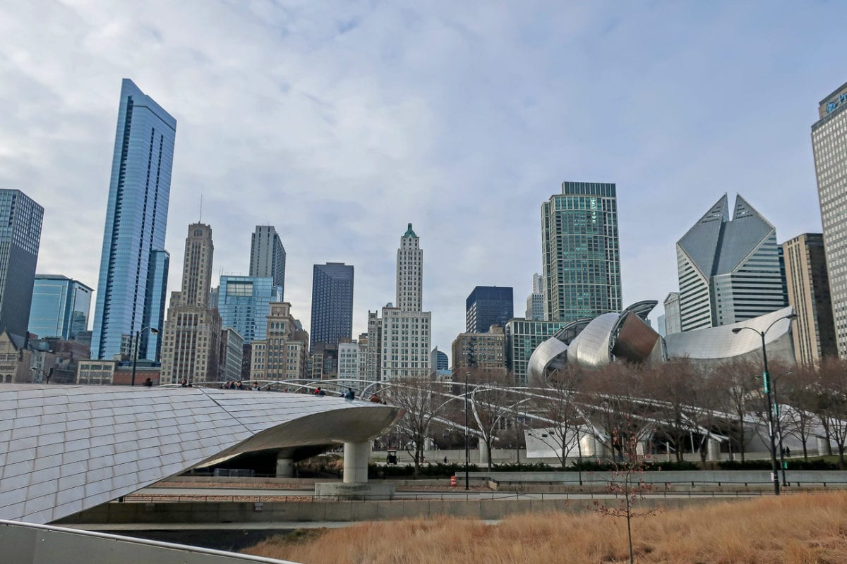 Millennium Park is one of the most popular Chicago tourist attractions, but there are plenty of non-touristy things to do there