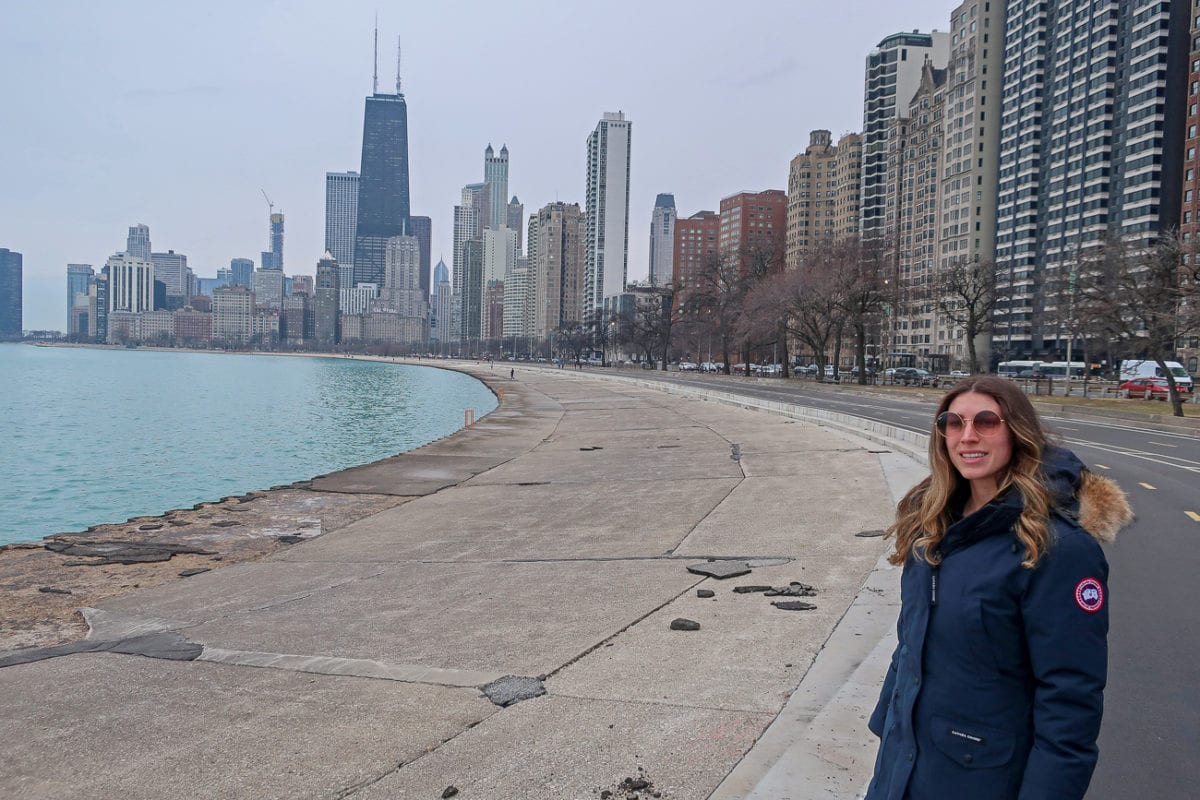 The Lakefront is where you can experience Chicago like a local - join residents as they run, cycle and keep active around this area