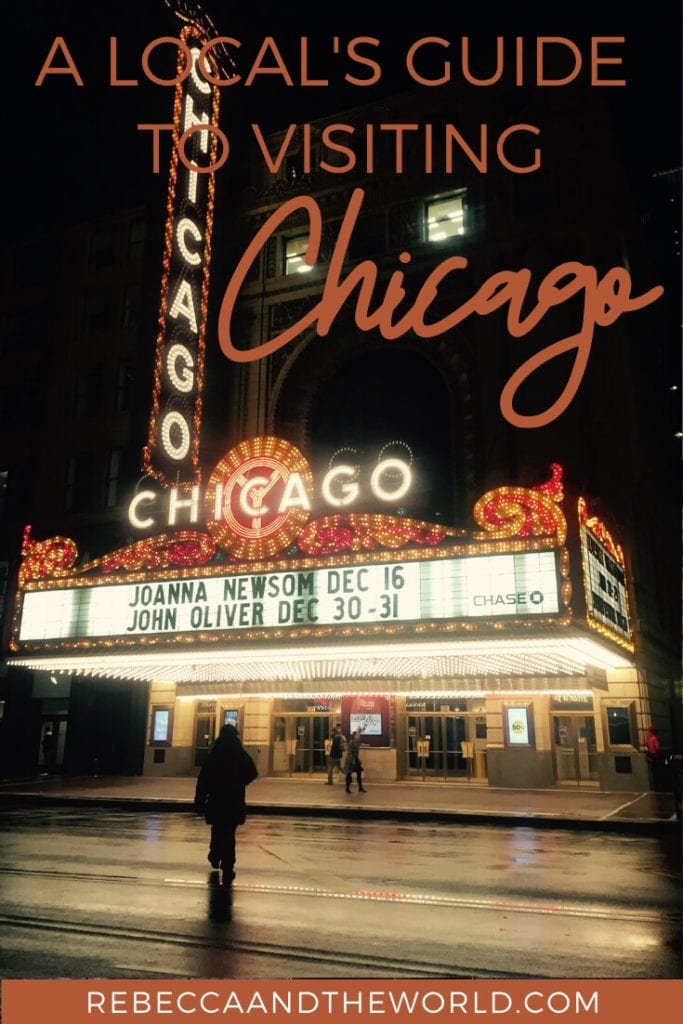 Visiting Chicago for the first time or the tenth? Check out these insider tips so you can go beyond the touristy stuff to experience Chicago like a local!   #chicago #chicagotravel #usatravel #chicagoguide