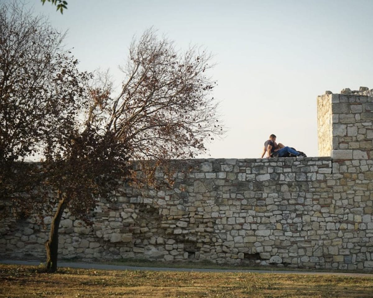 The Belgrade Fortress is one of the best places to visit in Belgrade