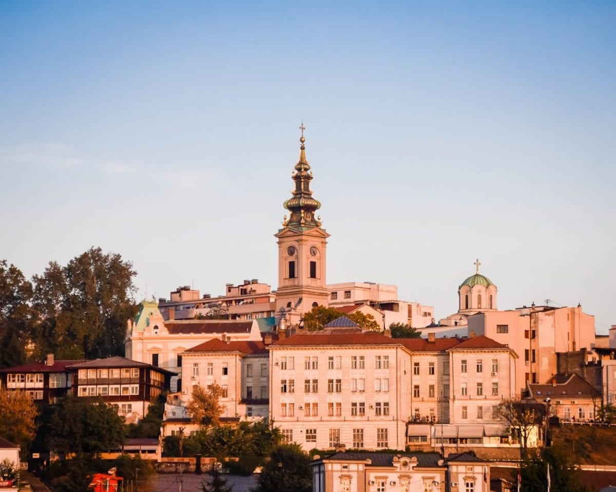 Discover the best things to do in Belgrade, Serbia, one of Eastern Europe's most beautiful cities