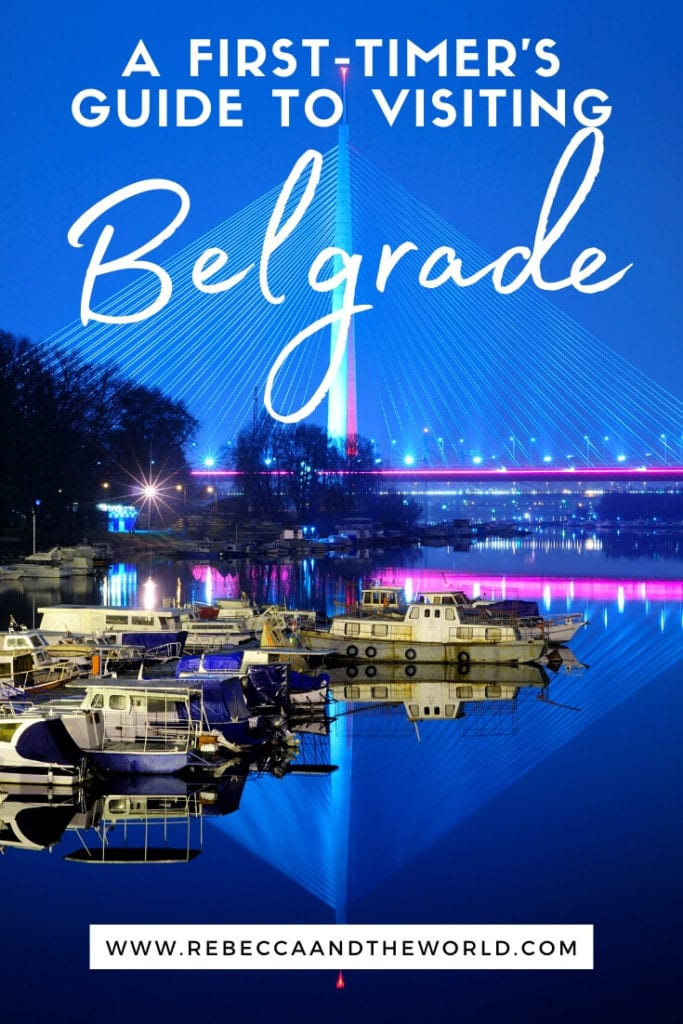 Is Belgrade, Serbia on your list of places to visit in Europe? Check out this insider's guide to the best things to do in Belgrade - from what to do (with some insider secrets!), where to eat and the best nightlife, this guide has you covered.   #belgrade #serbia #europetravel #belgradethingstodo #travelguide