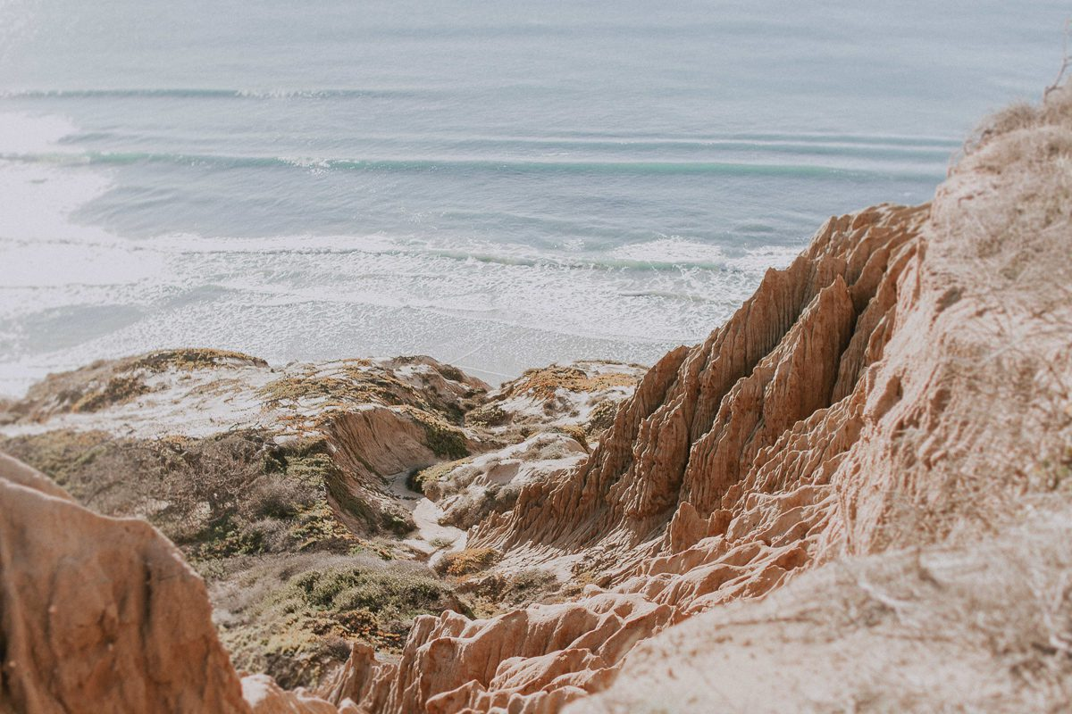 Torrey Pines in San Diego is a great place for hikes with epic views