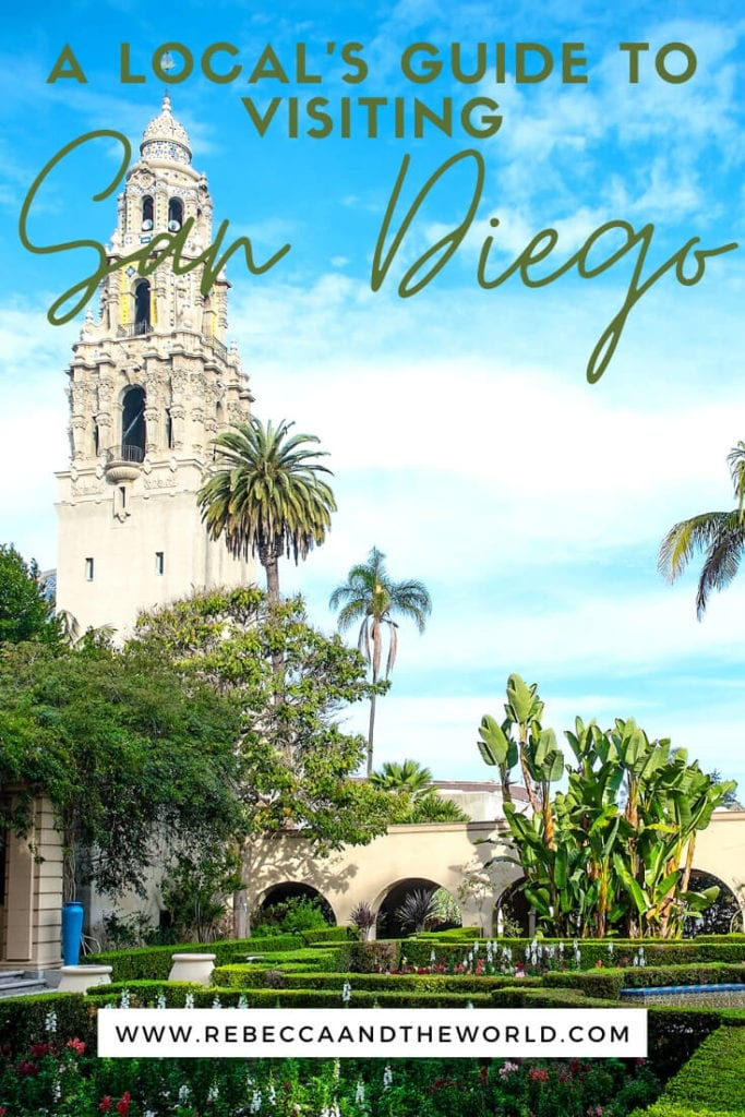 Planning a trip to San Diego? Start with this guide to the best the city has to offer - from must-dos for first-time visitors to insider secrets only locals know about. It's got everything you need to add to your San Diego itinerary | #sandiego #californiatravel #sandiegothingstodo #sandiegotravel #usatravel #usa #unitedstates