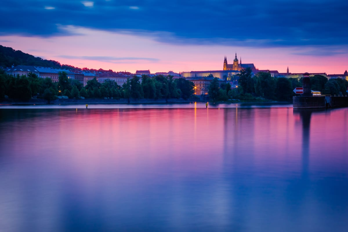 Prague is undoubtedly one of the most beautiful cities in Europe to visit
