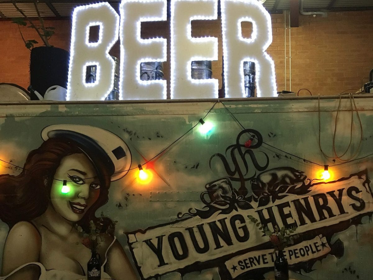 Newtown has some of the best Sydney nightlife options