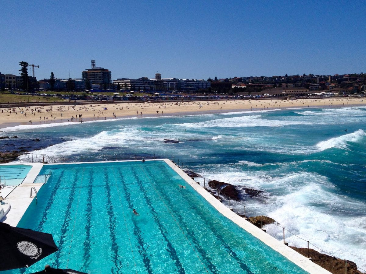 A trip to Bondi Beach is one of the top things to do in Sydney