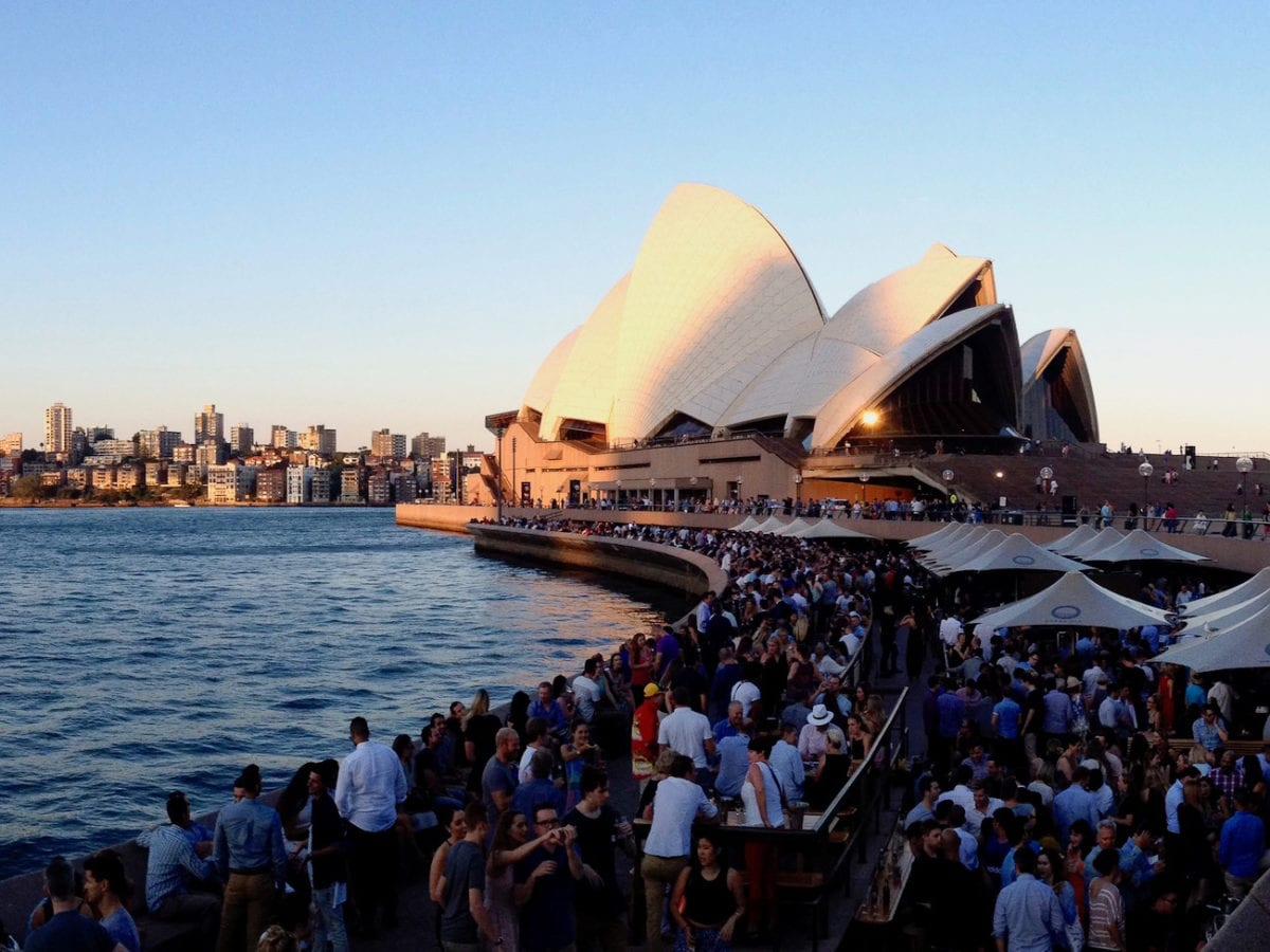 Every Sydney itinerary should include a visit to the Sydney Opera House
