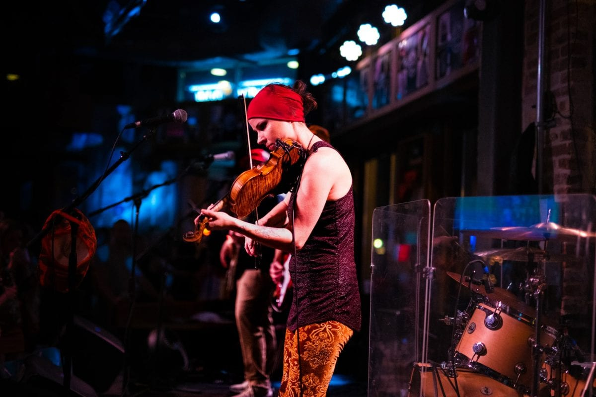 Nashville's nightlife is legendary, and you can always catch live music