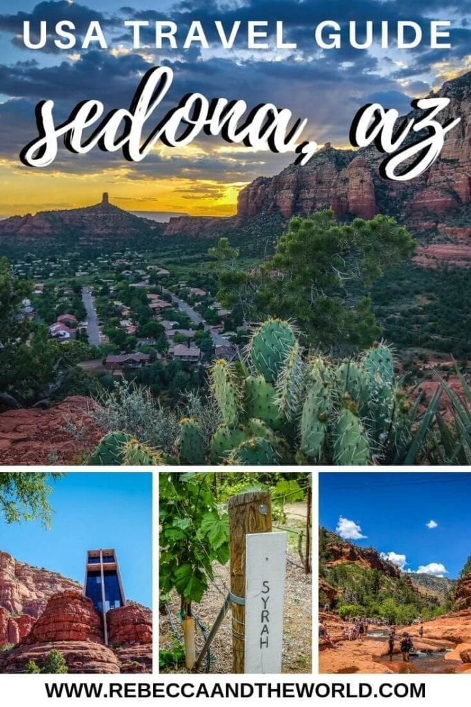 If you've got a weekend in Sedona coming up, then check out this guide which highlights the best things to do. From hikes in Sedona to the top Sedona attractions to where to eat, your Sedona itinerary is covered. | #sedona #sedonaaz #arizona #usatravel #hiking #sedonthingstodo #sedonaweekend