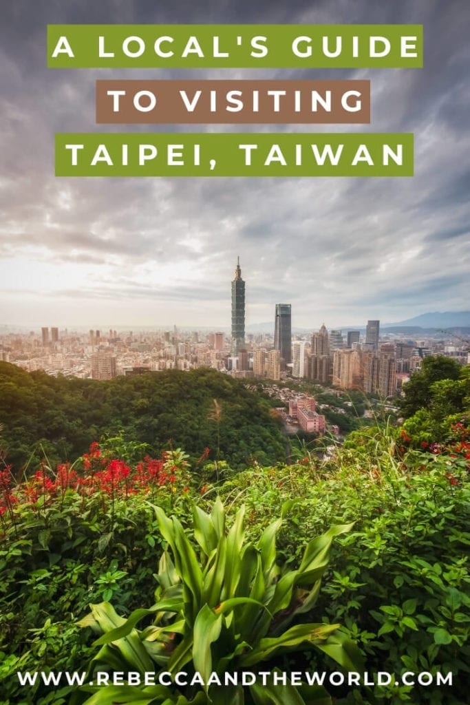 What to do in Taipei, Taiwan: If you're heading to this modern Asian city, check out this guide for everything you must do, including where to eat and where to sleep. Written by an expat who has an insider knowledge of the city, he shares some of his local secrets. | Taipei | Taiwan Travel | Things To Do in Taipei | What To Do in Taipei | What To Do in Taiwan | Things To Do in Taiwan | Taipei Itinerary | Taipei Guide | Where To Eat in Taiwan | Where to Stay in Taiwan | #Taipei #Taiwan