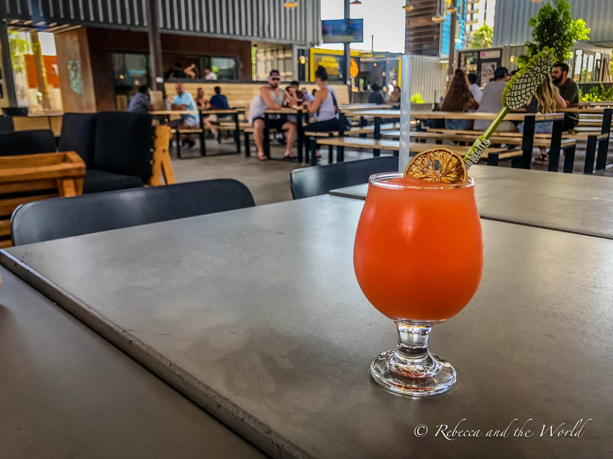 Cool off with a cocktail in Phoenix's Churchill community during your 36 hours in Phoenix