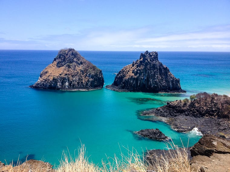 Without a doubt one of the most beautiful places to visit in Brazil is Fernando de Noronha, a UNESCO Heritage Site whose sensitive environment is carefully protected