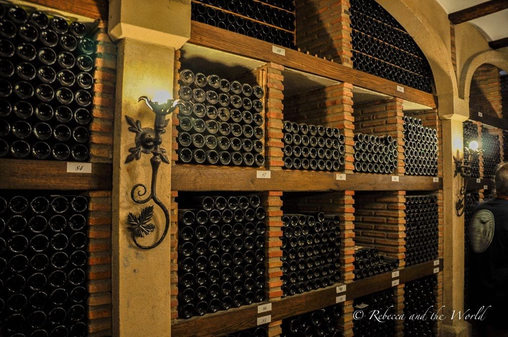 Bodegas Muga is a great bodega to visit on a La Rioja wine tour