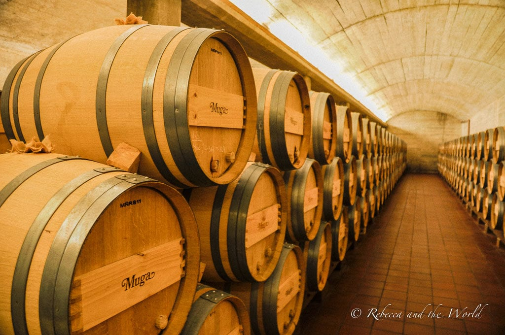 Bodegas Muga is one of the best wineries in La Rioja