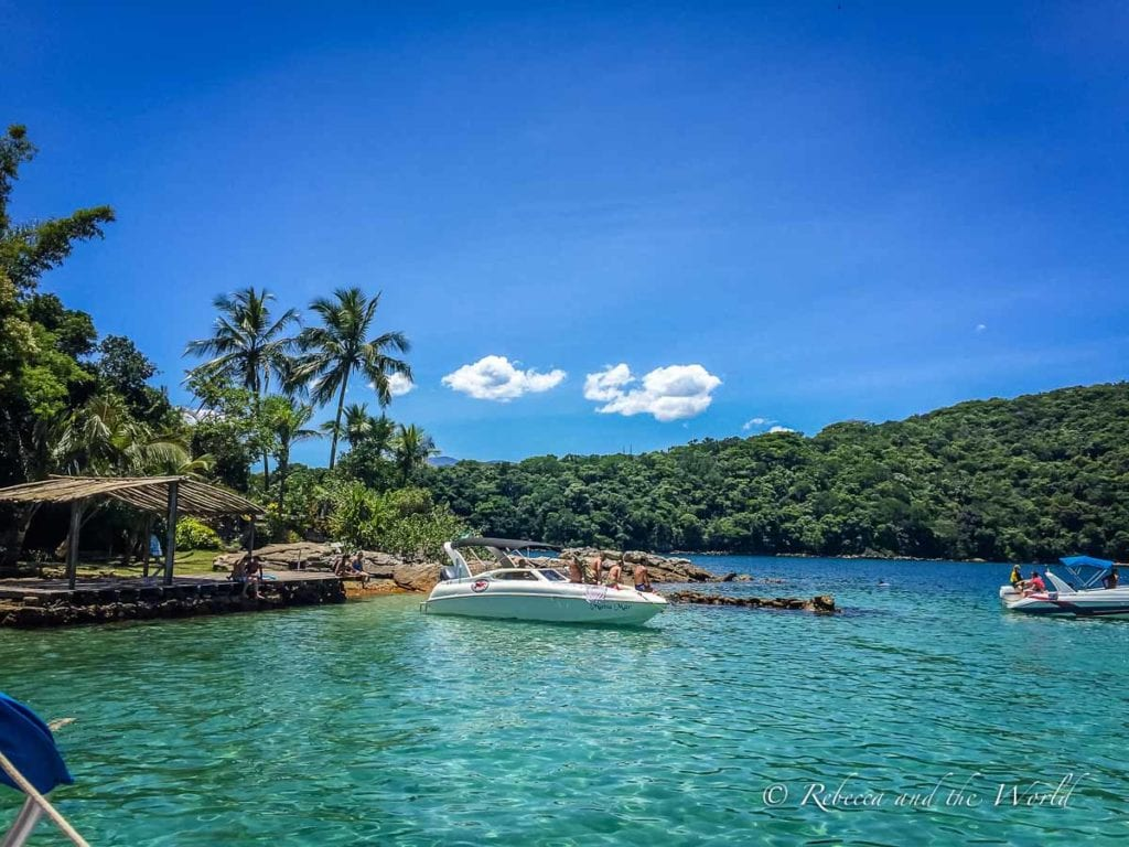 Wondering what to do in Ilha Grande? Join a beach tour to explore some of Brazil's best beaches