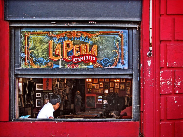 La Boca is a great place to visit in Buenos Aires, Argentina
