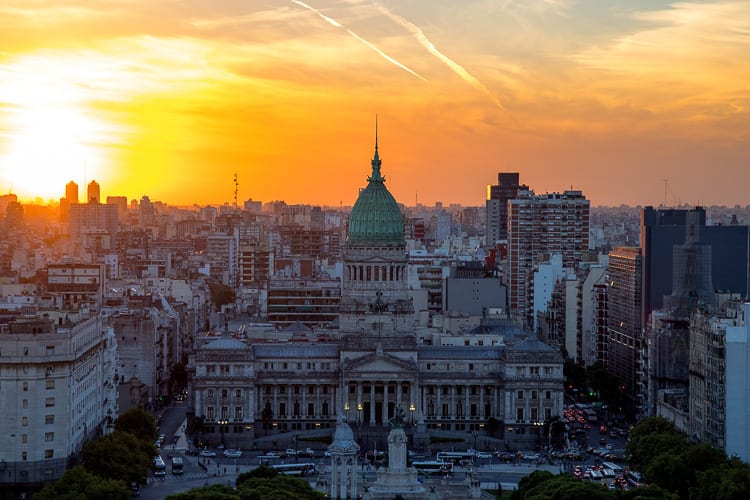Buenos Aires is a beautiful city to visit - there's plenty of things to do to add to your Buenos Aires itinerary