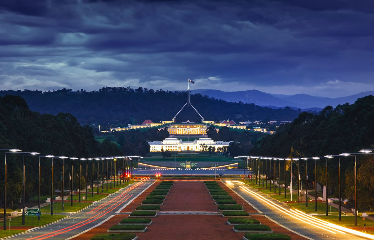 Canberra, the capital city of Australia, is now one of the most up-and-coming places to visit in Australia with plenty of history, hip cafes and restaurants