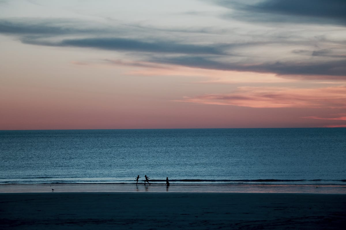 The town of Broome in Western Australia is one place in Australia that you'll find hard to leave