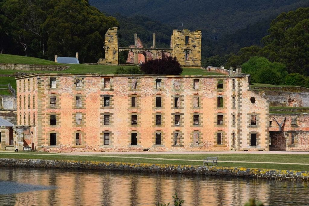 Learn about Australia's convict history at Port Arthur, in Tasmania, Australia. It's one of the best things to do in Australia