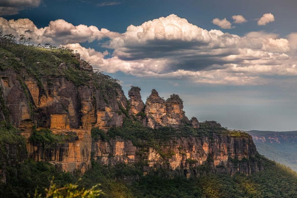 The Blue Mountains are one of the most beautiful places in Australia and is a great weekend getaway from Sydney
