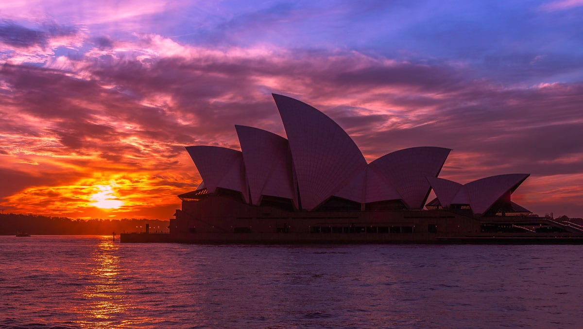 The Sydney Opera House is one of Australia's most recognisable buildings and a tour of its interior is one of the best things to do in Sydney
