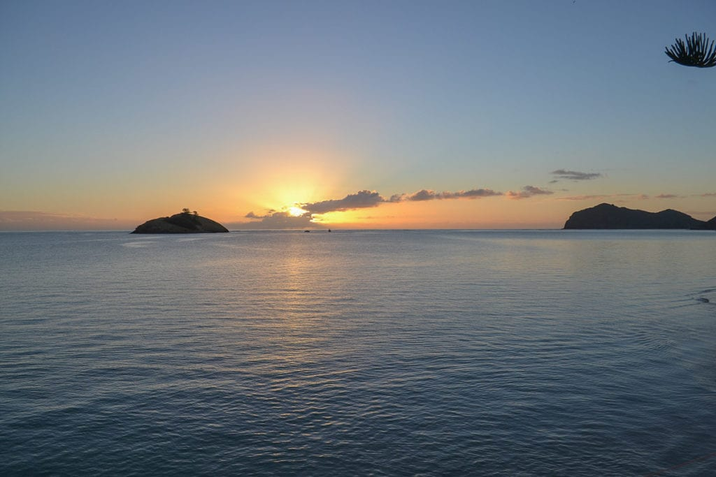 Only 400 people are allowed to stay on Lord Howe Island in Australia at any one time