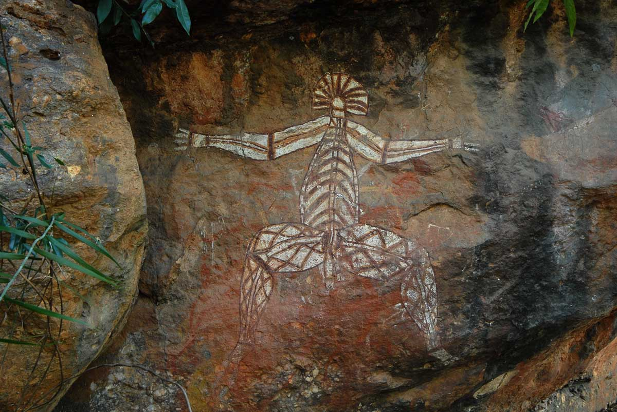 Aboriginal Australians have inhabited Australia for more than 40,000 years and one of the best things to do in Australia is learn more about their culture, including ancient rock art paintings