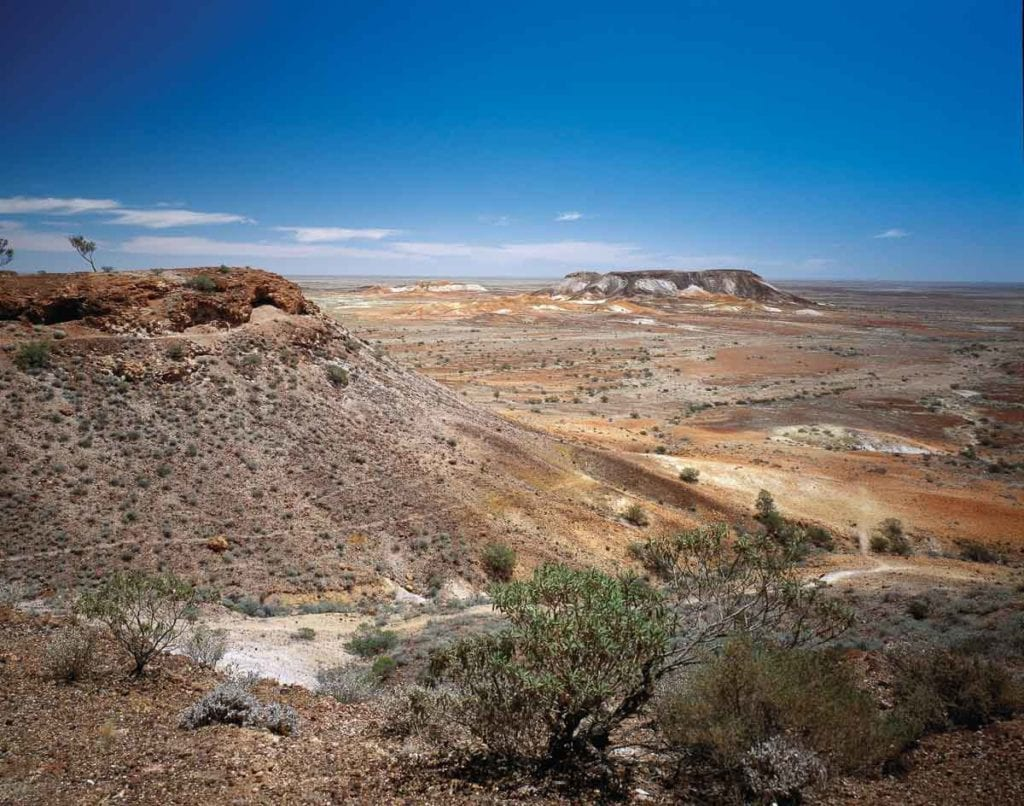 Coober Pedy is one of the most unique places to visit in Australia - almost everything in this mining town is built underground!