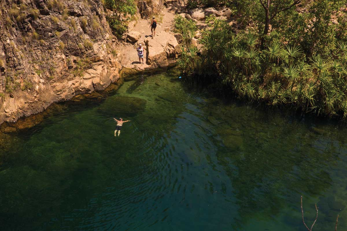 Kakadu National Park in Australia is a MUST for your Australia bucket list - the watering holes are incredible