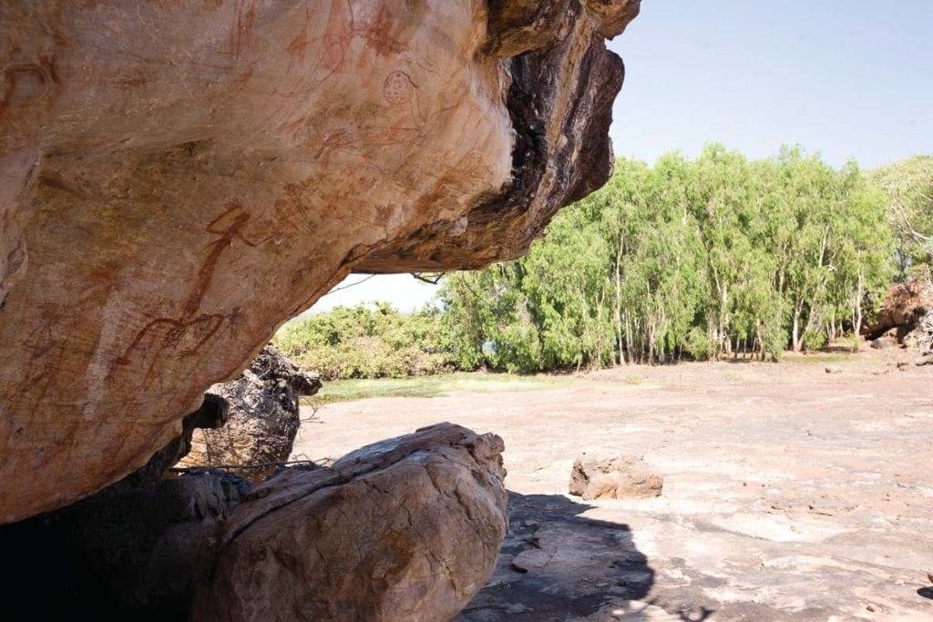 Arnhem Land is an incredible place to visit in Australia to learn about Aboriginal Australia history