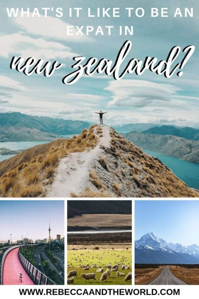 Ever wondered what life's like as an expat in New Zealand? Matěj Halouska is from the Czech Republic but is now living in New Zealand where he's a full-time travel blogger. He shares his tips on what to expect living in New Zealand as well as life lessons he's learned on his expat journey. | #expat #expatlife #expattales #newzealand #aucklandtravel