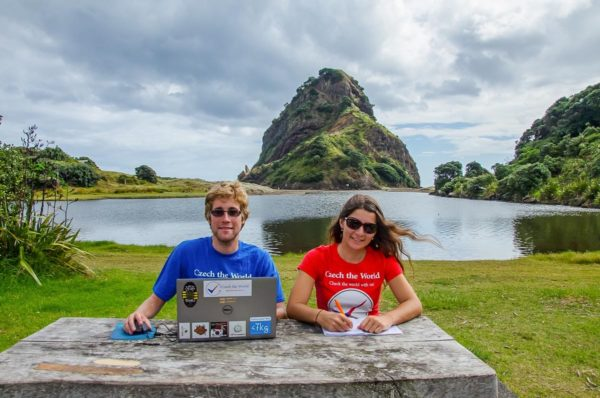 Matej Halouska is an expat living in New Zealand, now realising his dream to be a full-time travel blogger