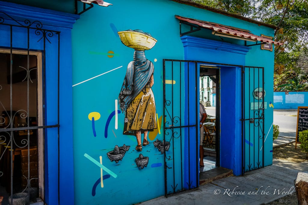 Oaxaca is undoubtedly one of the best places to visit in Mexico