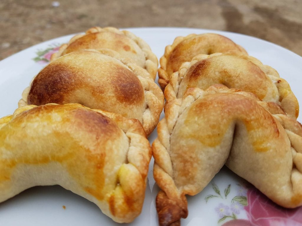 Empanadas are a great snack if you're wondering what to eat in Buenos Aires