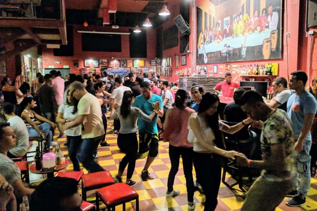 Cali, Colombia, isn't on the radar of many expats, but if you want to learn salsa and Spanish, it's the perfect city