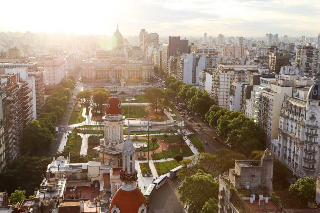 Buenos Aires, Argentina, is one of the great cities for expats, with a unique culture, great food and chance to learn Spanish