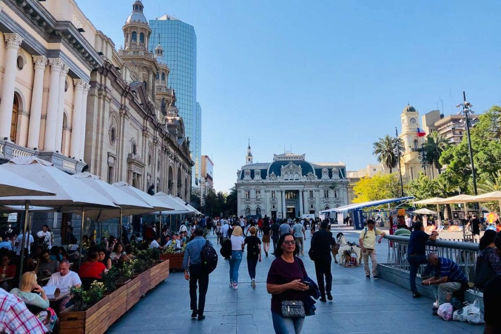 Santiago is a great city for expats, one that will draw expats in