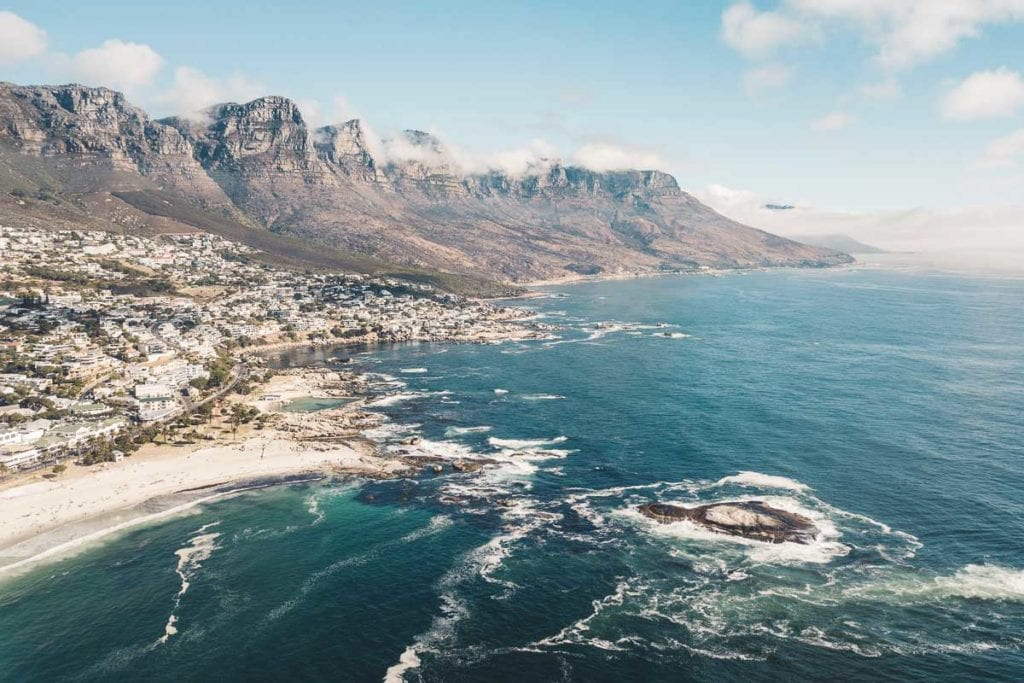 Cape Town in South Africa is both stunning and affordable for expats