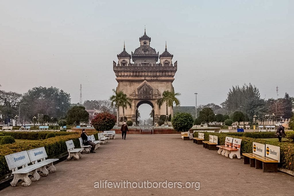 Vientiane, the capita of Laos, is a great city for expats wanting a quiet city experience