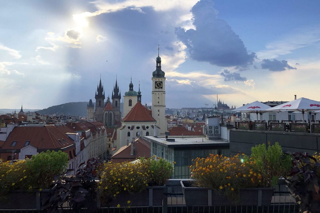 Prague in the Czech Republic is quickly becoming popular with expats for its ease and cost of living