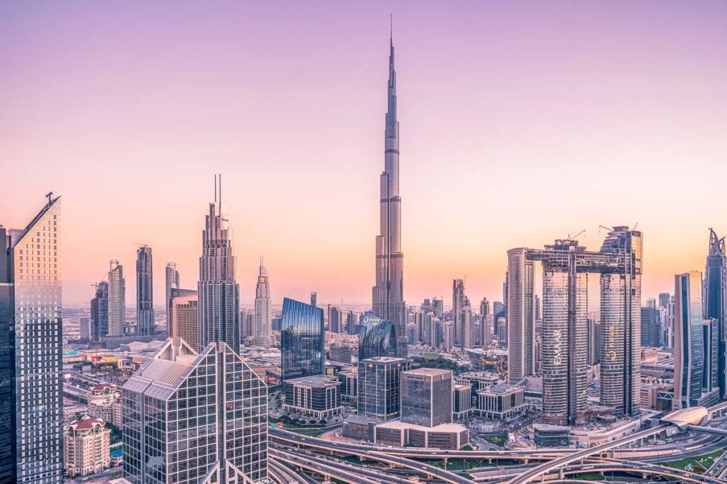 Dubai's modern infrastructure, connectivity and tax-free salaries makes the city a favourite among expats