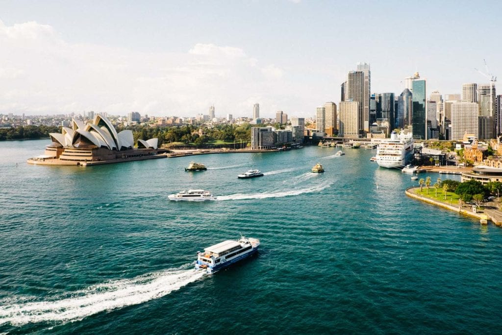 Sydney is one of the most popular cities in Australia for expats