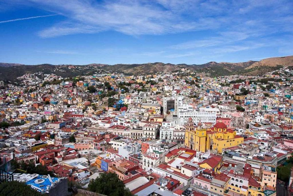 Guanajuato City in Mexico is a great city for expats to consider