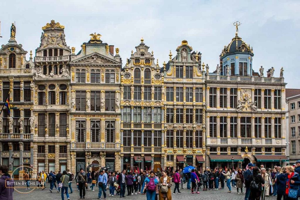 Brussels in Belgium is one of the best cities for expats - it's a city with a big international crowd and is welcoming to foreigners