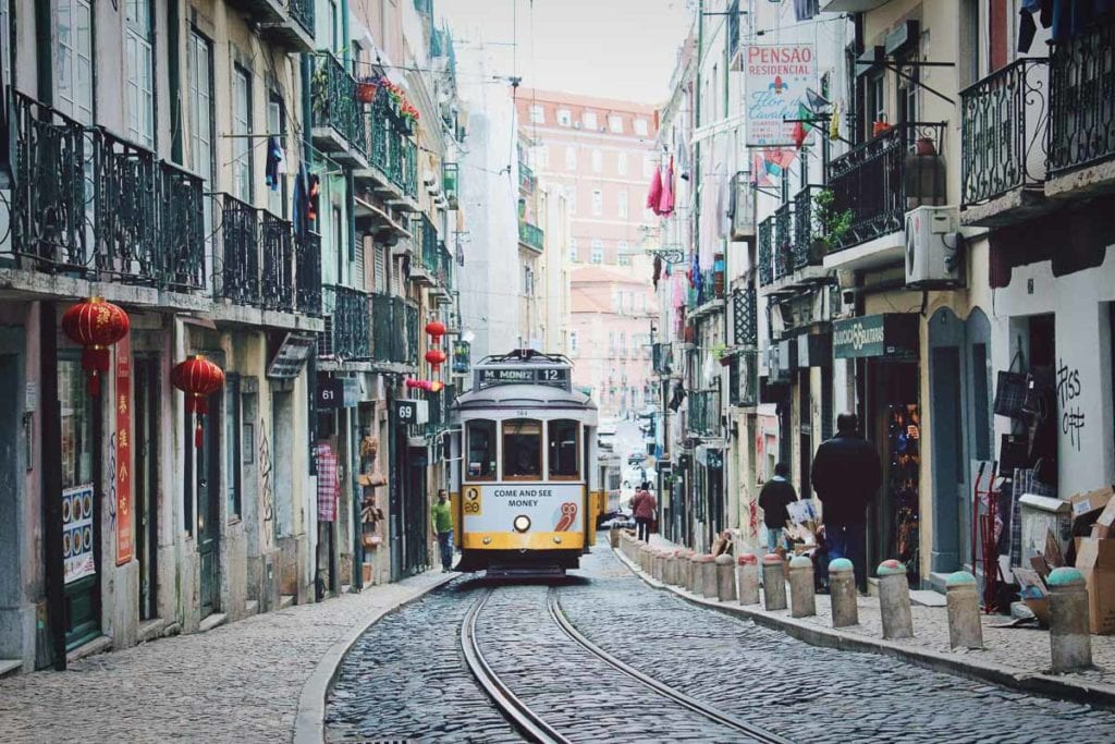 The winner of multiple travel awards, Lisbon in Portugal is also a great city for expats to live in